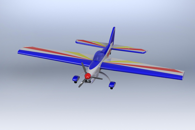 Кордовая пилотажная модель PML-3005 АКРОБАТ